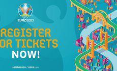 VIDEO | A început înscrierea pentru biletele la turneul final EURO 2020. Vânzarea începe pe 12 iunie 2019