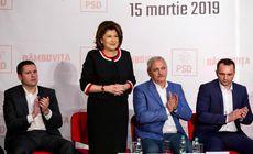 LIVE VIDEO | Liviu Dragnea a prezentat lista PSD pentru alegerile europarlamentare. Pe primele locuri: Rovana Plumb, Carmen Avram, Claudiu Manda, Chris Terheş