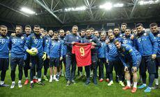 FOTO&VIDEO | Suedia – România, preliminariile Euro 2020 (sâmbătă, ora 19:00). Echipa probabilă. Tricoul special pentru Cămătaru, eroul de pe Rasunda