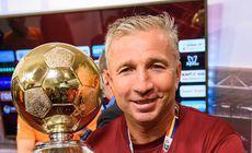 """Dan Petrescu, oficial la CFR Cluj! """"Bursucul"""" a semnat pe trei ani. Azi, la 14.00, conferința de presă"""