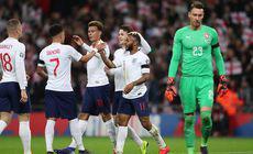 VIDEO | Preliminariile Euro 2020. Anglia a umilit Cehia. Campioana mondială bate în Moldova. Nul în Portugalia – Ucraina