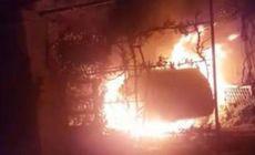 Mașina unui român din Italia a fost incendiată intenționat