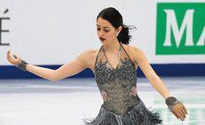 Românca Julia Sauter a ratat calificarea pentru programul liber de la Campionatul Mondial de patinaj artistic 2019
