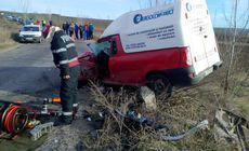 Bărbat din Vaslui mort într-un accident provocat de șoferii care făceau liniuțe
