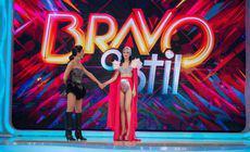 """Alexandra a fost eliminată de la """"Bravo, ai stil!"""". A pierdut lupta pentru marele titlu"""