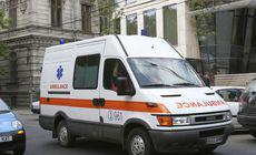 Un bărbat a fost accidentat mortal de o ambulanță aflată în misiune!