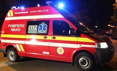 Un elev de 13 ani, olimpic la matematică, este în comă după ce a căzut de la etajul 4 al unui hotel din Hunedoara