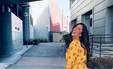 Cum își promovează o tânără din Spania afacerea. Reclamă nud pentru salonul de frumusețe