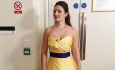 O soprană a fost obligată să-și schimbe rochia cu însemnele UE în timpul unui spectacol în Londra