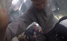 VIDEO | Un pasager a filmat momentul terifiant în care elicopterul în care se afla s-a prăbușit