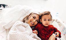"""Andreea Bălan, operată a treia oară. """"Mă aflu la terapie intensivă"""""""