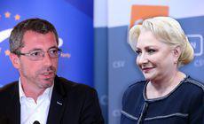"""A spus Viorica Dăncilă că """"nu există corupție în România, este doar o manieră diferită, cultural vorbind, de a mulțumi cuiva""""? Eurodeputații unguri, sursa invocată, spun că nu au auzit așa ceva"""