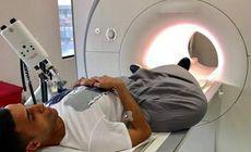 Constantin Preda, tânărul cu o tumoră de 20 de kilograme, are nevoie de bani pentru operația din Turcia. Intervenția este programată în luna aprilie