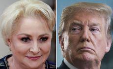 Viorica Dăncilă s-a cazat la Trump Hotel în Washington, dezvăluie postul public de radio din New York