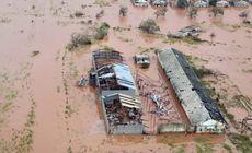 FOTO | Ciclonul Idai a făcut prăpăd în Mozambic. Bilanțul victimelor a urcat la 417 morţi