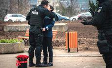 Cea mai nonconformistă cerere în căsătorie. O polițistă din Iași a avut parte de așa ceva chiar în timpul unei misiuni