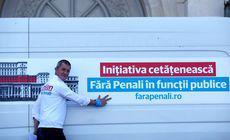 """UPDATE. Iniţiativa """"Fără penali"""",  amânată până pe 9 aprilie la CCR"""