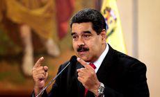Rusia acuză SUA că încearcă să-l răstoarne cu forţa de la putere pe Nicolas Maduro