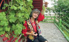 Colțurile de rai din grădinile artiștilor! Unii și-au făcut livezi, alții au plantat legume sau îngrijesc păsări