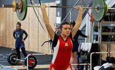 O româncă este campioana Italiei la haltere. Mihaela Trandafir are doar 12 ani