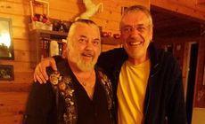 Phoenix renaște cu ajutorul lui Marcel Iureș! Actorul înregistrează cu Nicu Covaci & Co. o nouă melodie a trupei