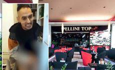 """Scene șocante într-o cafenea din Oradea. Un client a fost pus să se dezbrace și să se """"joace"""" cu produsele din rafturi"""