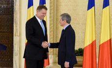 """Klaus Iohannis spune care este regretul său din acest mandat: """"Că nu am avut un guvern cu care să lucrez"""". Despre Guvernul Cioloş: """"A fost o soluţie de interimat"""""""