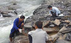 FOTO | Descoperire uluitoare în China: fosile cu o vechime de 518 milioane de ani pe malul unui râu!