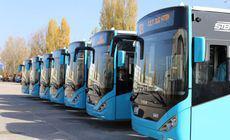 STB: Numărul autobuzelor va fi suplimentat cu ocazia vizitei Papei