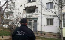 Un bărbat a aruncat 200 de litri de zeamă de varză din balcon, la Târgoviște. Sancțiunea pe care a primit-o de la Poliție