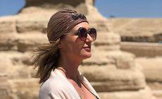 """VIDEO/ Carmen Negoiță a venit la """"Star Trips&Tricks"""" pentru a ne povesti despre marea ei pasiune: călătoriile"""