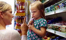 Parlamentarii vor să protejeze copiii de dulciuri! Vor case de marcat separate pentru familii, la care alimentele nesănătoare sunt interzise