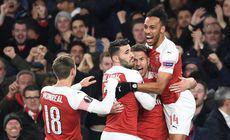 Liga Europa 2019, sferturi, retur. Arsenal, Frankfurt, Chelsea și Valencia, în semifinale
