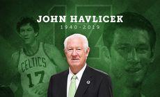 John Havlicek a murit. Legendarul baschetbalist al echipei Boston Celtics era membru Hall of Fame