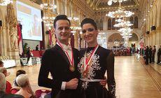 Dans sportiv. România, locul 6 la Campionatul Mondial de la Berlin. Au concurat 192 de perechi din 25 de țări