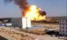 VIDEO | Explozie la un combinat chimic din China. Trei persoane au murit