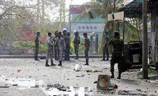 O nouă explozie în Sri Lanka. O camionetă a sărit în aer în timp ce geniștii încercau să dezamorseze o bombă în Colombo
