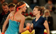 LIVETEXT | Simona Halep – Kristina Mladenovic, acum, la Rouen. Ion Țiriac este la meci. Mii de români în tribune. Anela și Boc conduc galeria