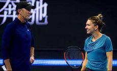 Mesajul lui Darren Cahill pentru Simona Halep, după victoria din Fed Cup