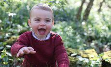 Prințul Louis împlinește un an. Kate Middleton i-a publicat primul portret oficial