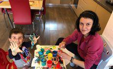 Cum va petrece Sărbătorile Pascale Raluca Arvat, prezentatoarea TVR