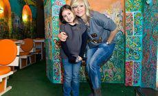 Sanda Ladoși face acrobații la circ cu fiica ei de 10 ani! Șeful ei, Bogdan Stanoevici, voia să-i interzică exercițiul