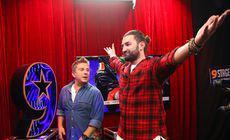 """Smiley și Pavel fac spectacol la """"Românii au talent"""". Nu mai au nicio reținere"""