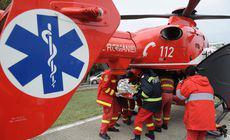 Cinci persoane, printre care un copil, rănite grav într-un accident în Ialomița