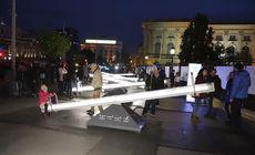 FOTO | A început a cincea ediție a Spotlight, cel mai mare festival dedicat luminilor