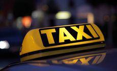 Accident rutier provocat de un taximetrist. O femeie și fetița ei de zece luni au ajuns la spital
