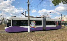 Tramvaiul Iepurașului circulă în Timișoara. Călătoria este gratuită |VIDEO