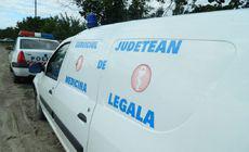 Un bărbat din Botoșani a murit după ce s-a urcat într-un copac