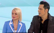 Jojo și Ștefan Bănică Jr., față în față în platoul știrilor de la Antena 1. Momente amuzante din culise