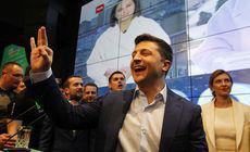 """OPINIE/ """"Sluga naroda"""" – comedia tv care a aruncat Ucraina cu capul în gol. Claudiu Săftoiu, despre cum a ajuns Zelensky, un actor fără experiență politică, președintele Ucrainei"""
